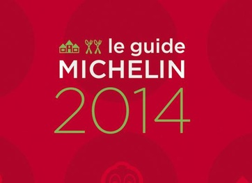 Logo guide michelin